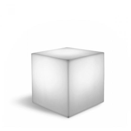 Slide Cubo Out podświetlany element dekoracyjny
