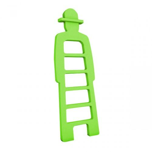Slide Mr Gio drabina, kolor zielony