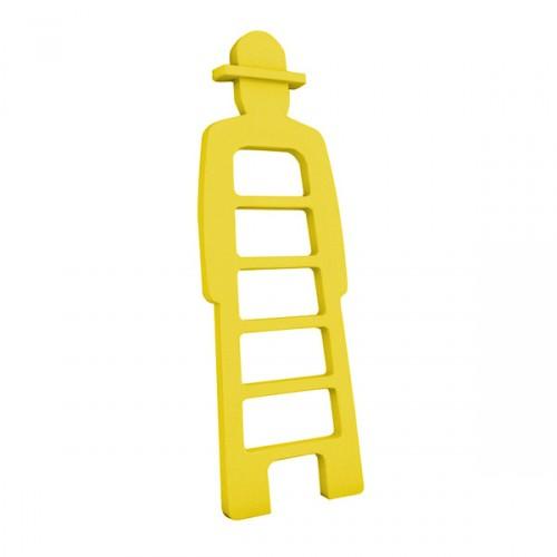 Slide Mr Gio drabina, kolor żółty