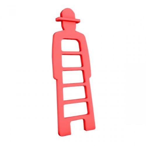 Slide Mr Gio drabina, kolor czerwony