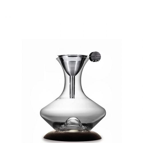 Legnoart Optimum karafka z akcesoriami do dekantacji wina