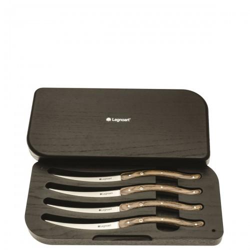 Legnoart Legnoart zestaw noży do steków