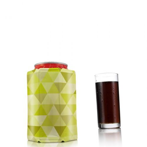Vacu Vin Green Diamond cooler do napojów w puszkach