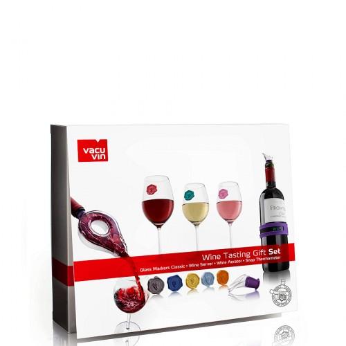 Vacu Vin Zestaw akcesoriów do wina 12 elementów