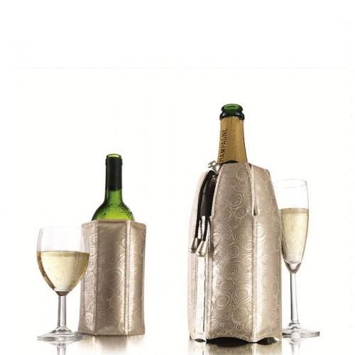 Vacu Vin Platinum cooler do butelki wina i szampana