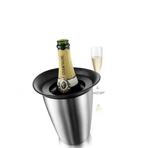 Vacu Vin Elegant kubełek na butelkę wina lub szampana