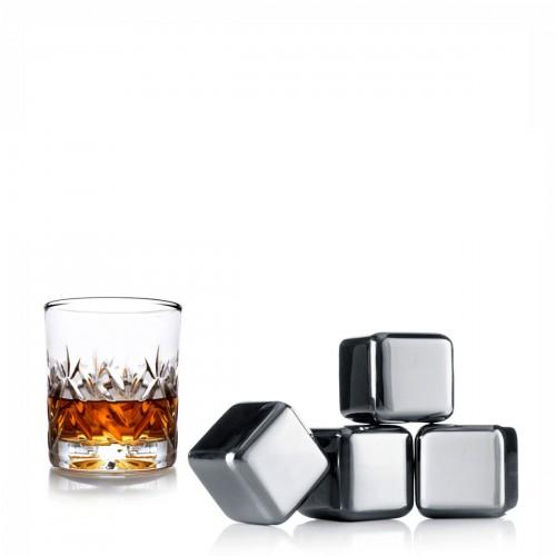 Vacu Vin Kostki chłodzące do whiskey