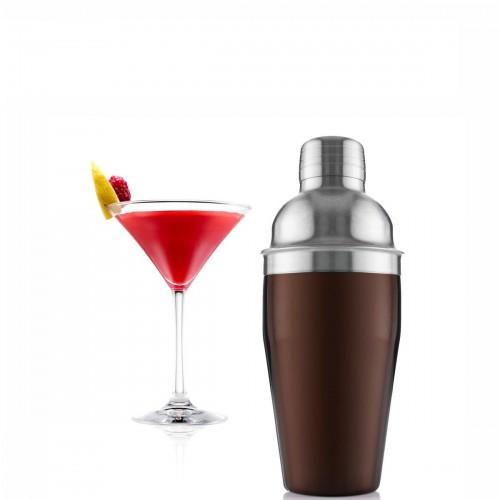 Vacu Vin Stalowy shaker do koktajli