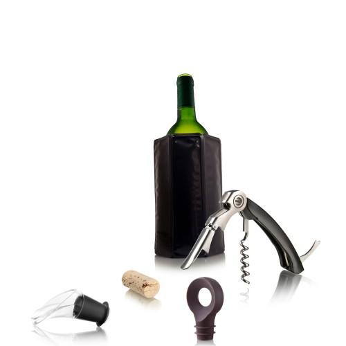 Vacu Vin Vacu Vin Zestaw do podawania wina dla początkujących
