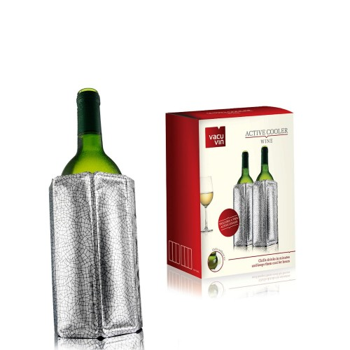 Vacu Vin Vacu Vin cooler do butelki wina, 2 szt.