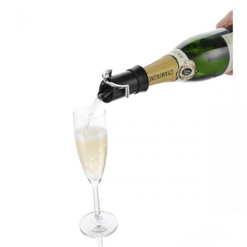 Vacu Vin Champagne Saver nalewak i zatyczka do szampana