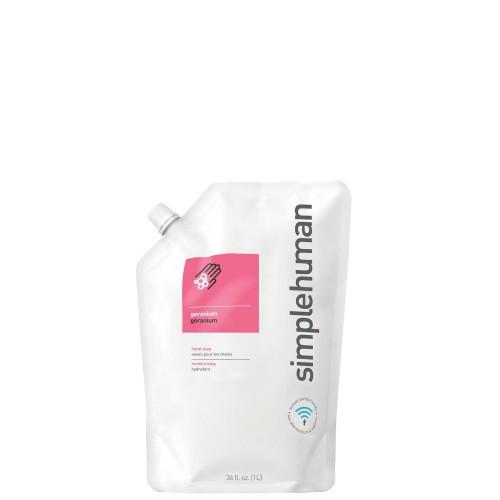 SimpleHuman Geranium Mydło do rąk w płynie