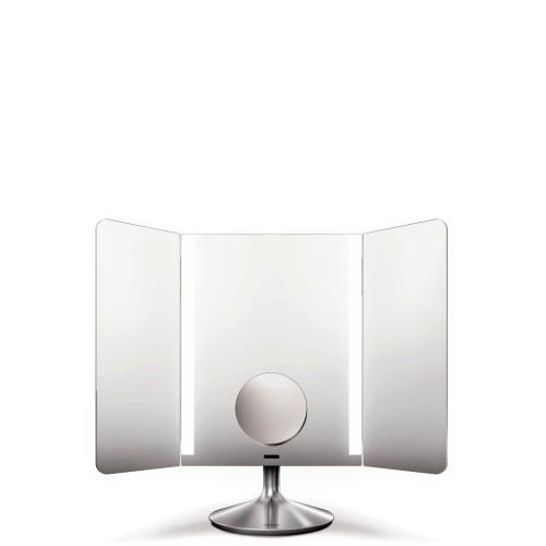 SimpleHuman Wide-view Pro lustro sensorowe bezprzewodowe