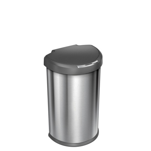 SimpleHuman Sensor kosz na śmieci półokrągły