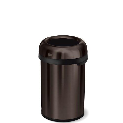 SimpleHuman BULLET OPEN kosz na śmieci