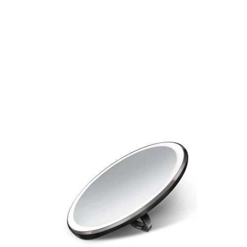 SimpleHuman Simple Human Lusterko podręczne sensorowe, czarne