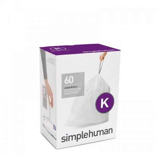 simplehuman simplehuman worki na śmieci, 60 sztuk