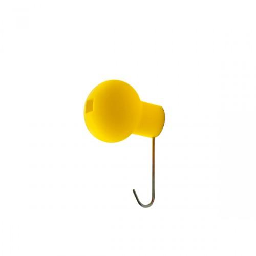 MAGIS Globo wieszak na ubrania, kolor jasny żółty