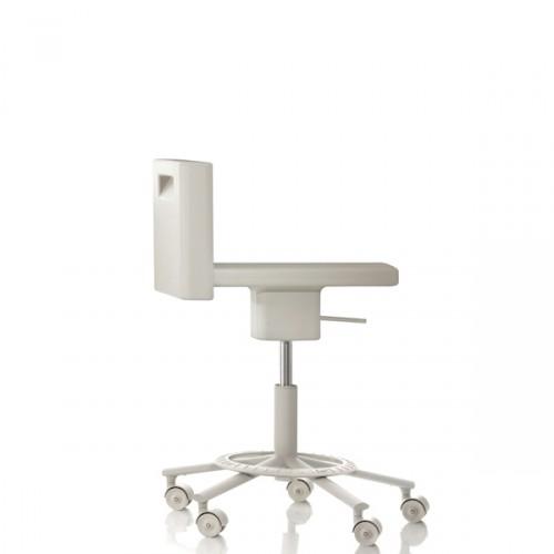 MAGIS 360 Chair krzesło obrotowe, kolor jasny szary