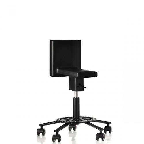 MAGIS 360 Chair krzesło obrotowe, kolor czarny