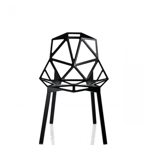 MAGIS Chair One krzesło, kolor czarny