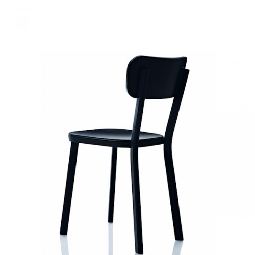MAGIS Deja-vu krzesło z oparciem, kolor czarny