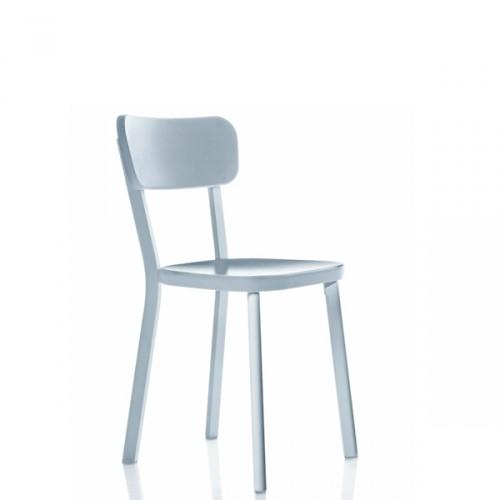 MAGIS Deja-vu krzesło z oparciem, kolor biały
