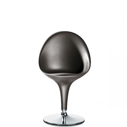 MAGIS Bombo krzesło obrotowe, kolor antracytowy