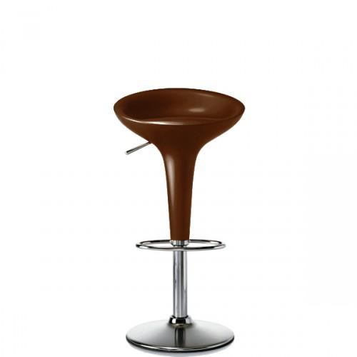 MAGIS Bombo krzesło barowe, kolor brązowy