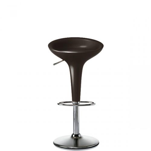 MAGIS Bombo krzesło barowe, kolor antracytowy