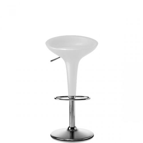 MAGIS Bombo krzesło barowe, kolor biały
