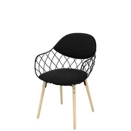 MAGIS Pina krzesło tapicerowane