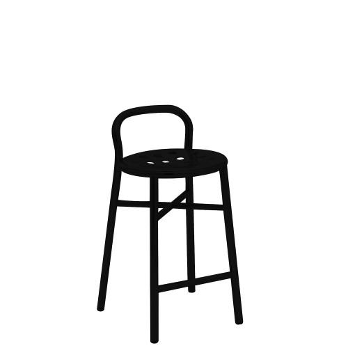 MAGIS Pipe krzesło barowe