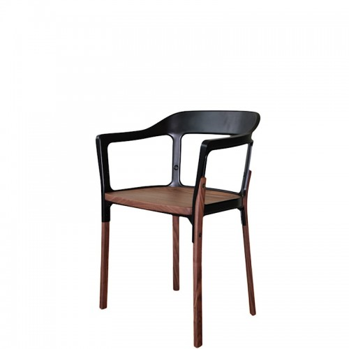 MAGIS Steelwood krzesło