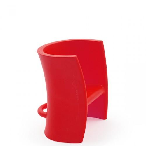 MAGIS me too Trioli krzesło dziecięce, czerwone