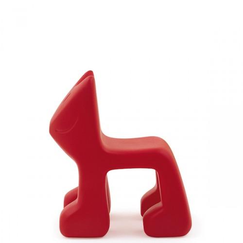 MAGIS me too Julian krzesełko, kolor czerwony