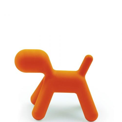 MAGIS me too Puppy krzesełko, kolor pomarańczowy matowy