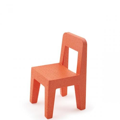 MAGIS me too Seggiolina Pop krzesełko, kolor pomarańczowy