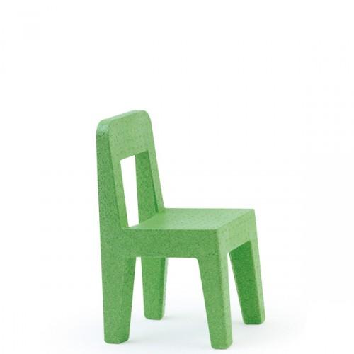 MAGIS me too Seggiolina Pop krzesełko, kolor zielony