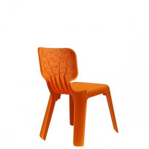 MAGIS me too Alma krzesełko, kolor pomarańczowy