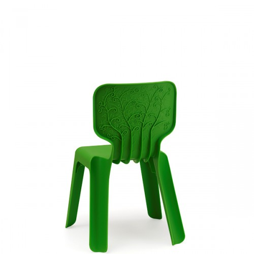 MAGIS me too Alma krzesełko, kolor zielony