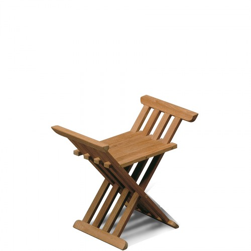 Skagerak Royal Teak składane krzesełko