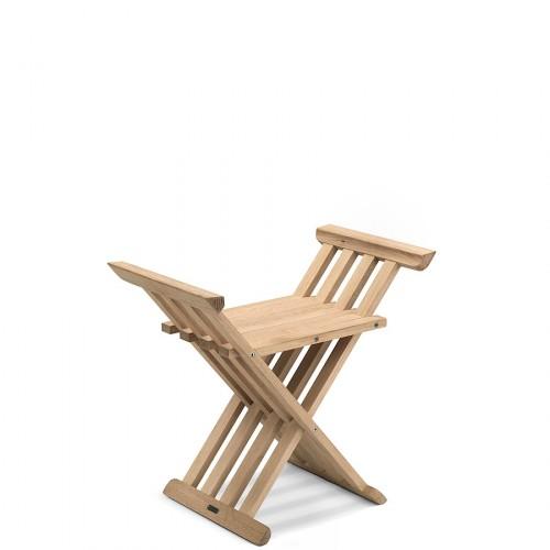 Skagerak Royal Oak składane krzesełko