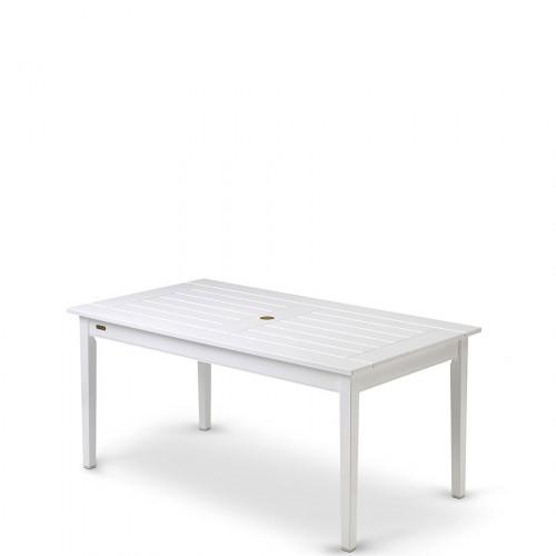 Skagerak Drachmann stół ogrodowy, kolor biały