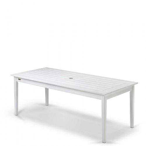 Skagerak Drachmann stoł ogrodowy, kolor biały