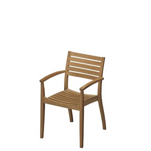Skagerak Ballare krzesło ogrodowe