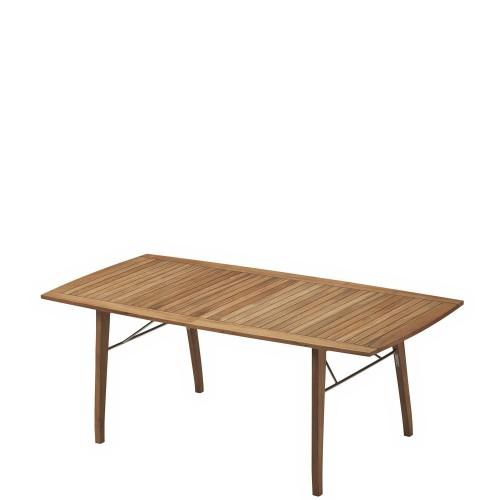 Skagerak Ballare stół ogrodowy