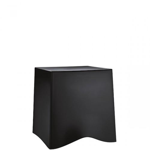 Koziol Briq taboret, kolor czarny