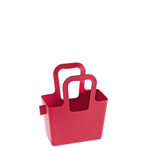 Koziol Taschelini torba na zakupy, mała, kolor malinowy
