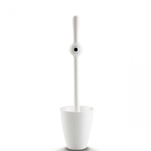 Koziol Toq szczotka do WC, kolor biały